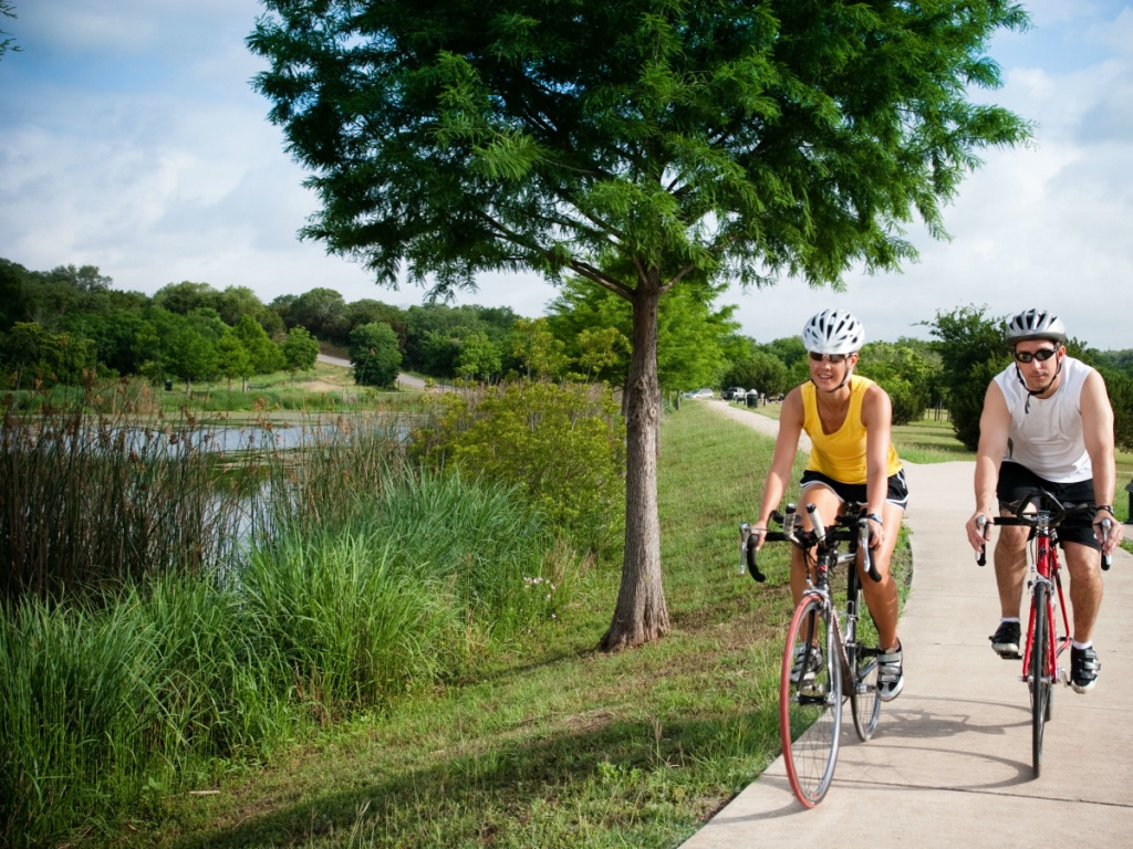 10 Best Biking Trails To Explore In Austin And Beyond - Culturemap - Austin Texas Bicycle Map