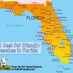 10 Of The Best Pet Friendly Beaches In Florida | Gopetfriendly   Treasure Coast Florida Map