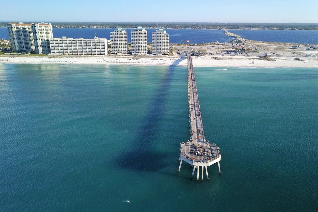 11 Under-The-Radar Florida Beach Towns To Visit This Winter - Map Of Florida Panhandle Beach Towns