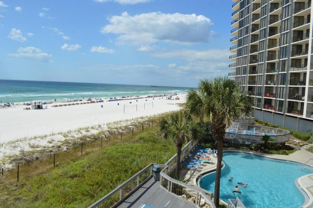 11347 Front Beach Rd #unit 202, Panama City Beach, Fl 32407 - Mls - Map Of Panama City Beach Florida Condos