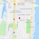 1255 Hypoluxo Road, Lantana, Fl, 33462   Economy/limited Service   Lantana Florida Map