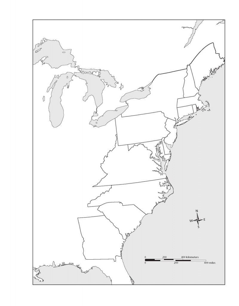 13 Colonies Map Activity - Berkshireregion - 13 Colonies Map Printable