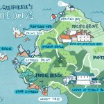 17 Mile Drive   Must Do Stops And Proven Tips   17 Mile Drive California Map