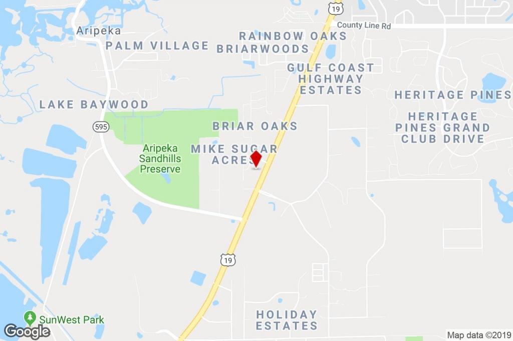 17935 Hwy Us 19, Hudson, Fl, 34667 - Commercial Property For Sale On - Google Maps Hudson Florida