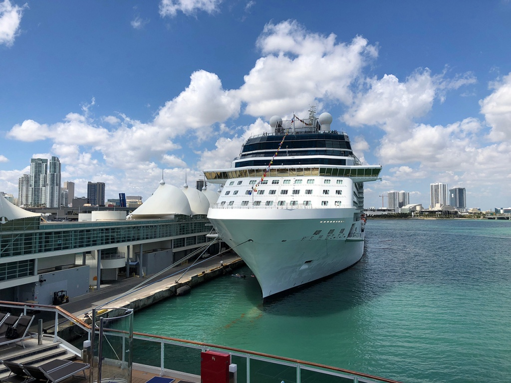 20 Cruise Ports You Can Drive To In The United States | Talking Cruise - Map Of Cruise Ports In Florida