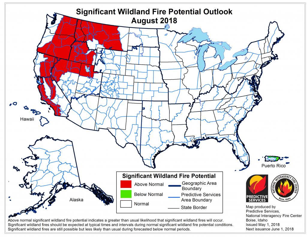 2018 Wildfire Season - Wikipedia - California Wildfire Map 2018