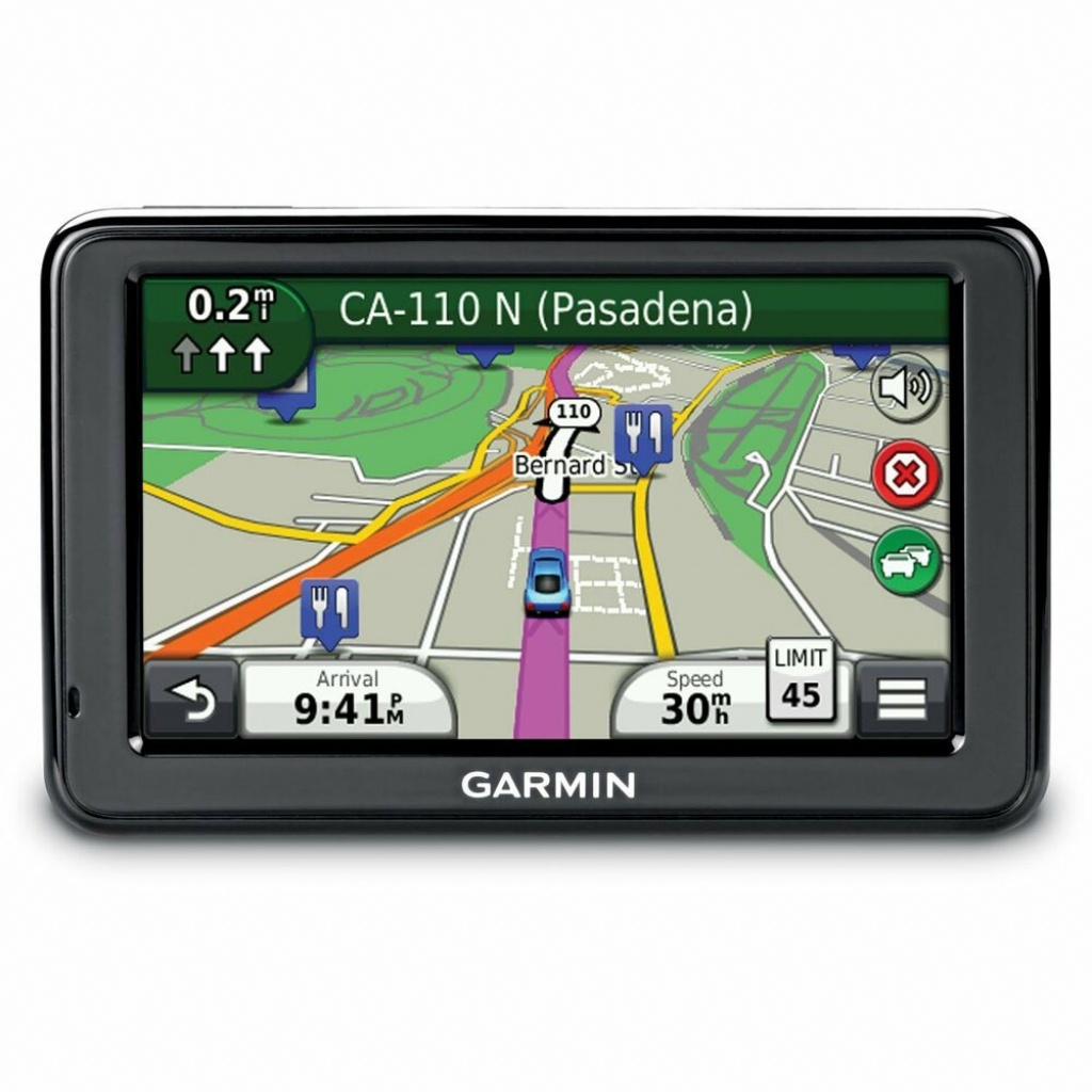 2019 Maps Garmin Sat Nav Orlando Florida Miami California American - Sat Nav With Florida Maps
