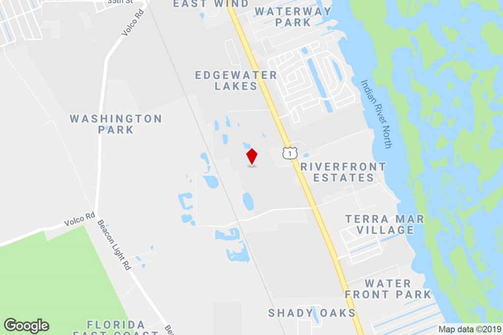 210 Relocation Rd, Edgewater, Fl, 32141 - Commercial Property For - Edgewater Florida Map