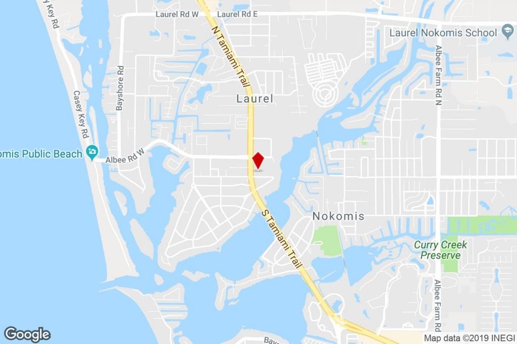 221 Tamiami Trl S, Nokomis, Fl, 34275 - Property For Lease On - Nokomis Florida Map