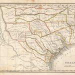 25 Awesome Maps That Help Explain Texas   Houston Chronicle   Republic Of Texas Map Overlay