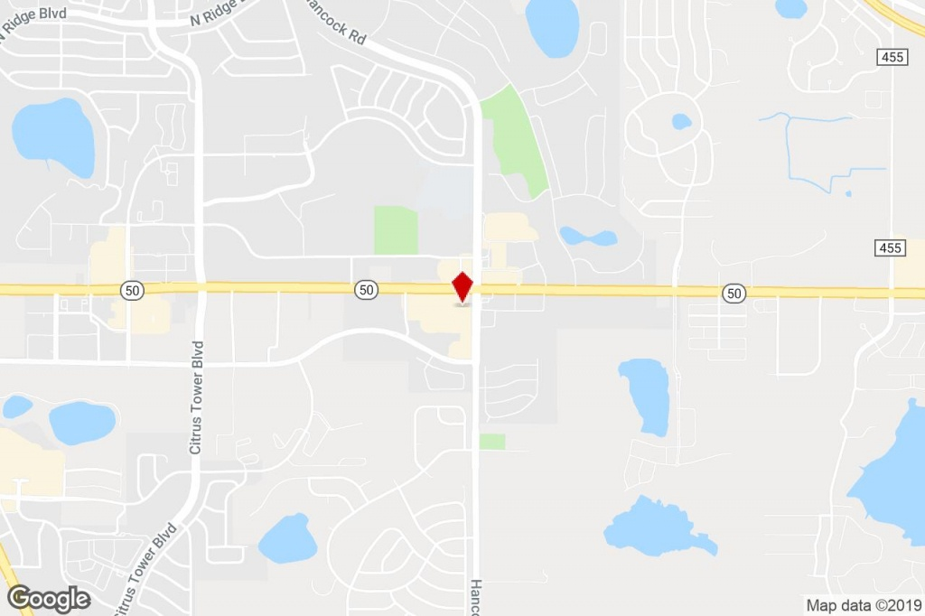 2575 E Highway 50, Clermont, Fl, 34711 - Property For Lease On - Google Maps Clermont Florida