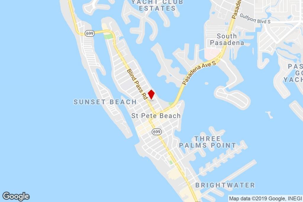 340-349 78Th Ave, Saint Pete Beach, Fl, 33706 - Apartments Property - Google Maps St Pete Beach Florida