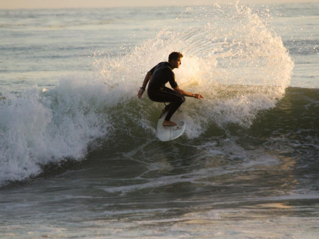 5 Of Central Florida's Hottest East Coast Surf Spots - Best Surfing In Florida Map