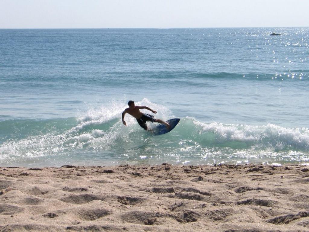 5 Of Central Florida's Hottest East Coast Surf Spots - Florida Surf Map