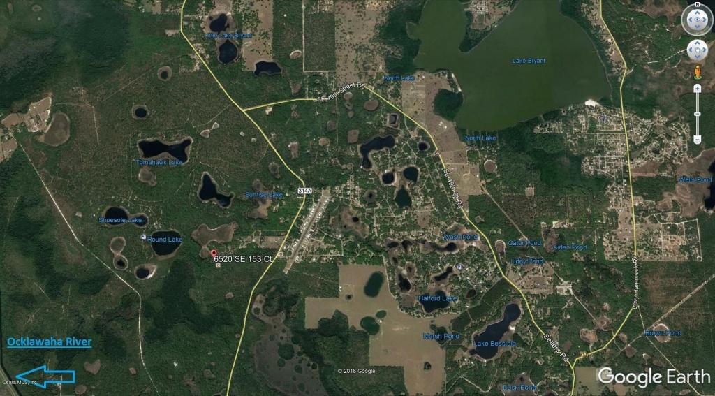 6520 Se 153Rd Ct, Ocklawaha, Fl 32179 - 3 Bed, 2 Bath - 14 Photos - Ocklawaha Florida Map