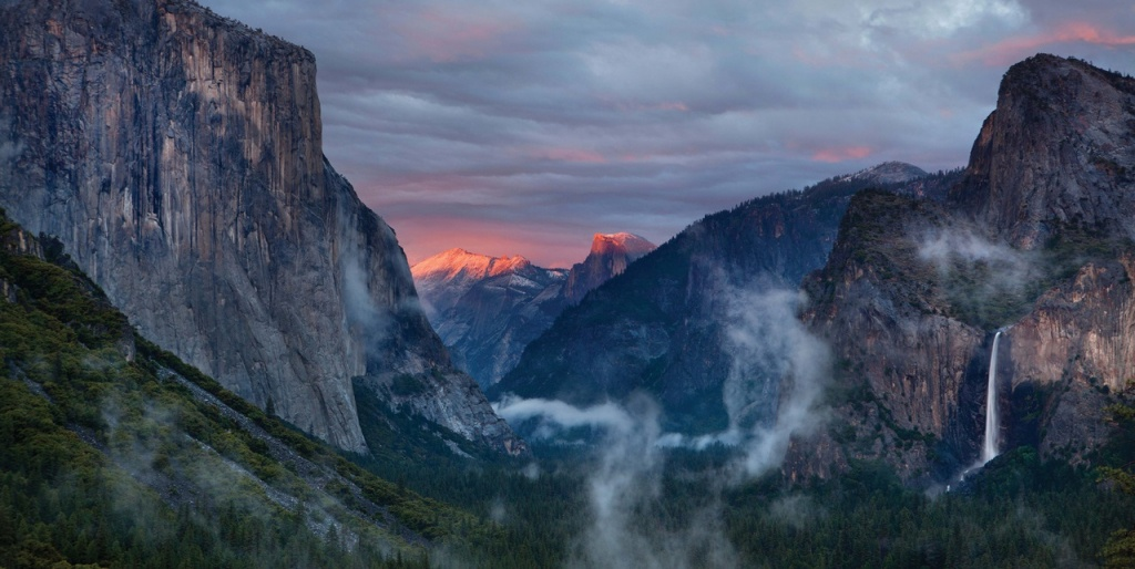 9 Great National Parks   Visit California - National Parks In Northern California Map