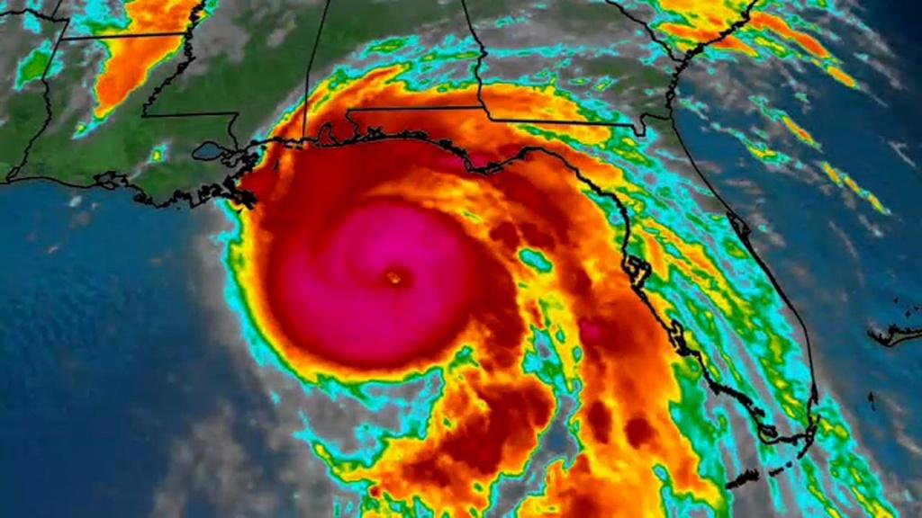 "Abc 7 Chicago On Twitter: ""hurricane Michael 2018 Radar Map: Florida - Florida Radar Map"