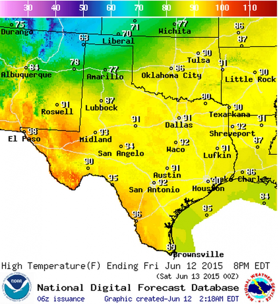 Absolutely Design Texas Weather Forecast Map Business Ideas 2013 - Texas Forecast Map