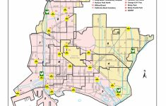 Activity Count And Map   Long Beach California Map