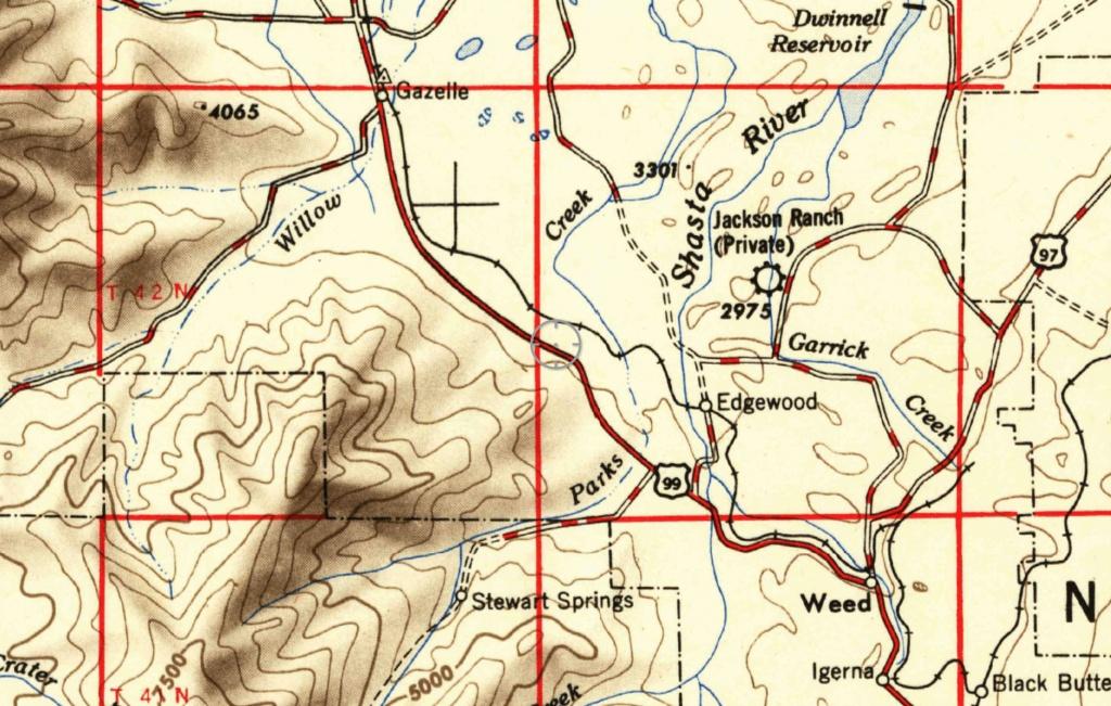 Airfields (Abandoned & Repurposed): California | Mental Scraps - Map Of Abandoned Mines In California