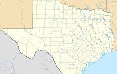 Alamo Mission In San Antonio   Wikipedia   Giant Texas Wall Map
