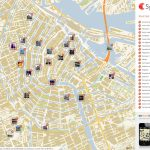 Amsterdam Printable Tourist Map | Sygic Travel   Printable Travel Map