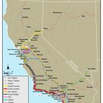 Amtrak Stations In California Map | Secretmuseum   Amtrak California Map