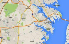Annapolis Maps: Downtown And The Surrounding Area   Printable Map Of Annapolis Md