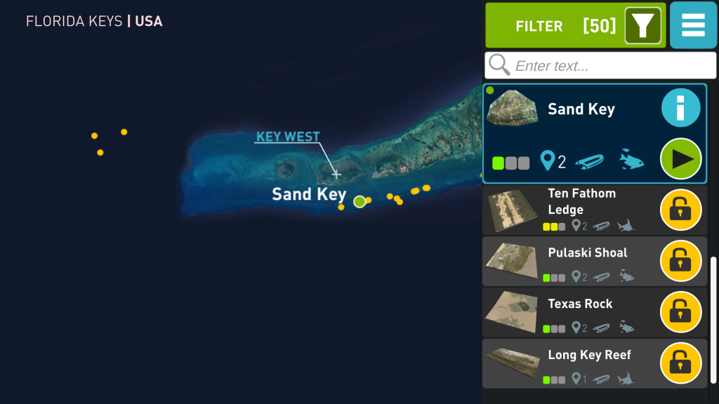 App Review: Ocean Maps – Florida • Scuba Diver Life - Florida Reef Maps App
