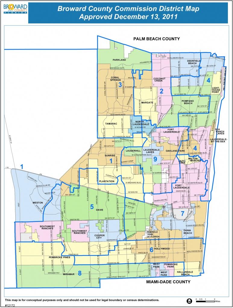 Approved District Map December 13, 2011 » Tamarac Talk - Tamarac Florida Map