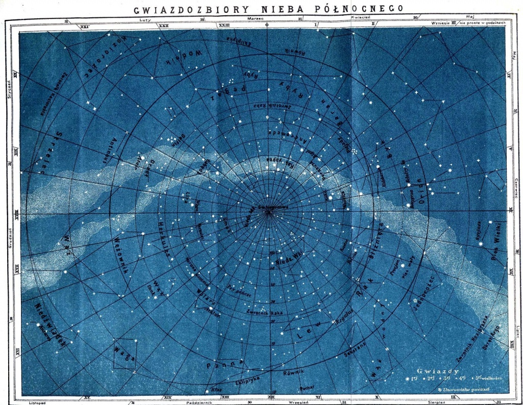 Astronomy Map Printable (Page 3) - Pics About Space   Celestial In - Printable Constellation Map