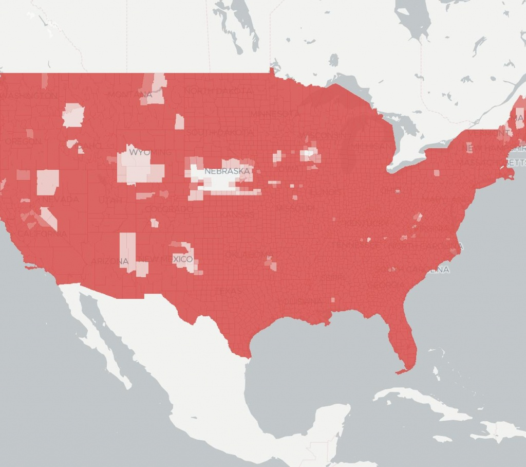 At&t Wireless | Internet Provider | Broadbandnow - At&t Florida Coverage Map