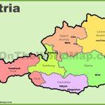 Austria Maps | Map Of Austria   Printable Map Of Austria