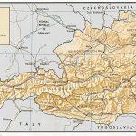 Austria Maps | Printable Maps Of Austria For Download   Printable Map Of Austria