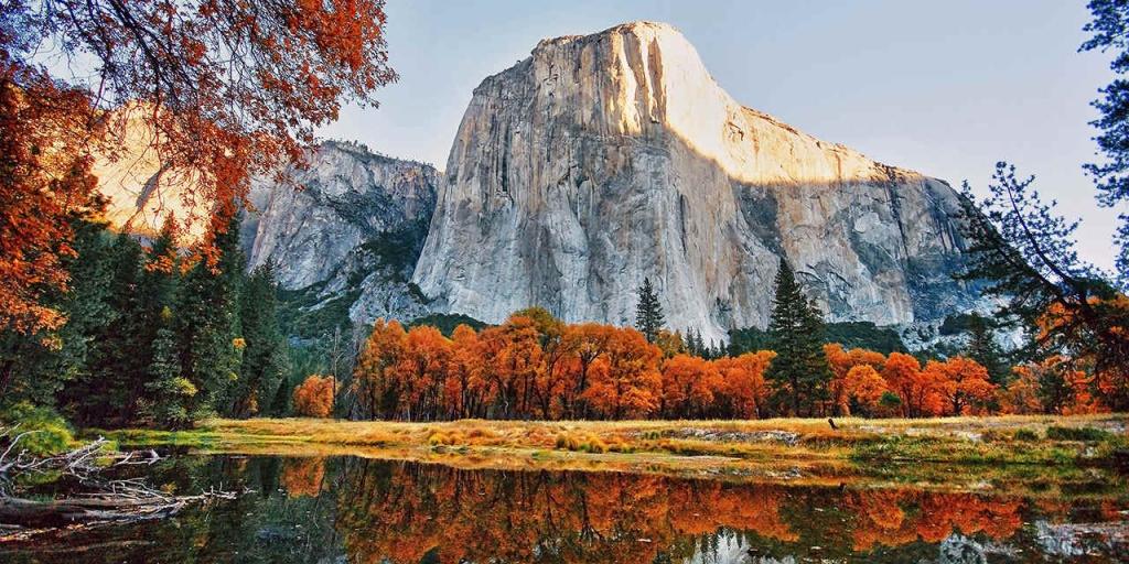Autumn Leaves In California | Visit California - California Fall Color Map 2017