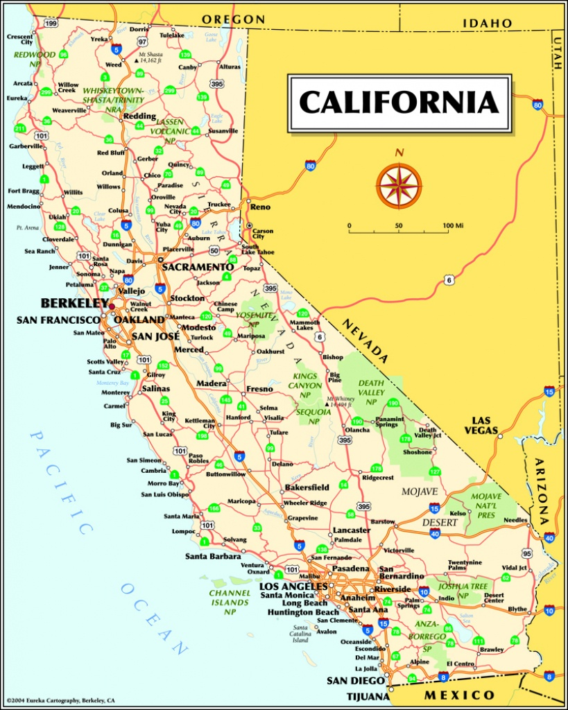 Berkeley, California Maps And Neighborhoods - Visit Berkeley - Map Of California Near San Francisco