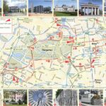 Berlin Maps   Top Tourist Attractions   Free, Printable City Street Map   Berlin Tourist Map Printable