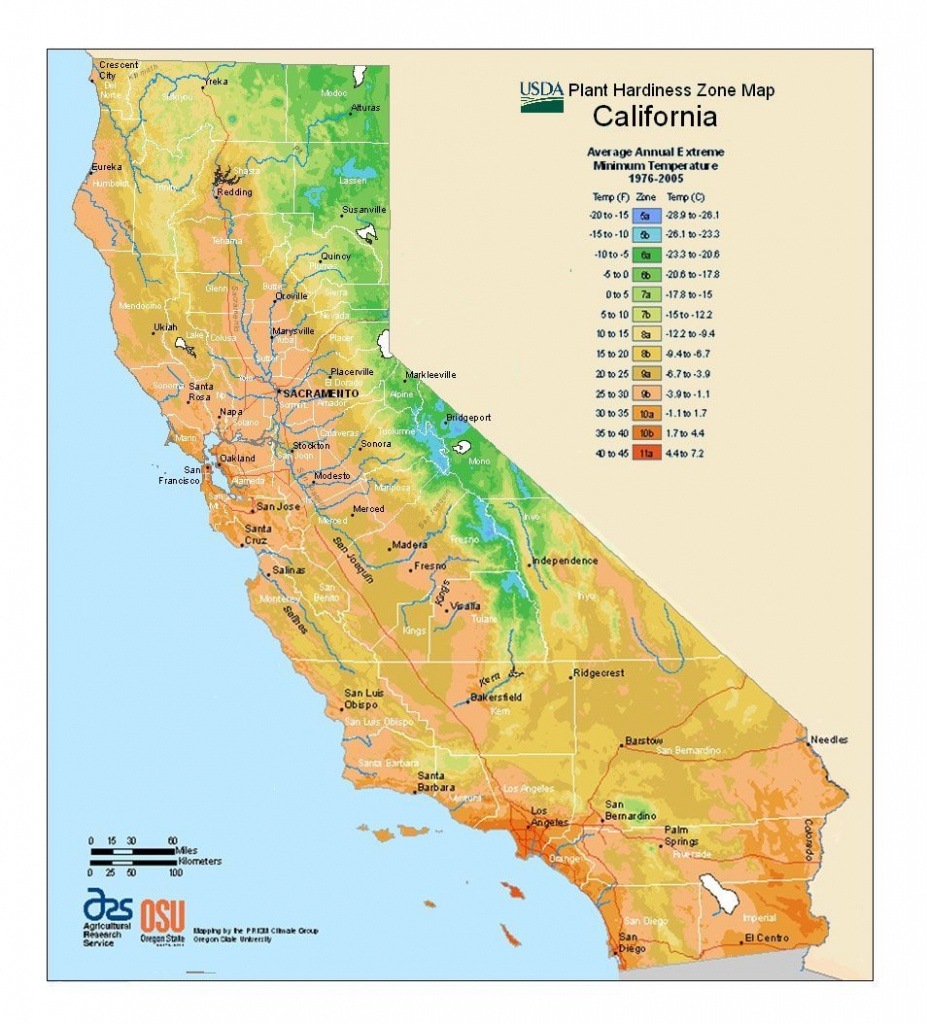 Best Selling California Trees & Shrubs For Sale | Nature Hills - Growing Zone Map California