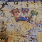 Birding Across Texas: Roadside Birding Along The Great Texas Coastal   Texas Birding Trail Maps