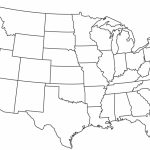 Blank Printable Map Of The Us Clipart Best Clipart Best   Centers   Blank Us State Map Printable