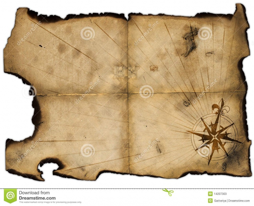 Blank Treasure Map Template - Videotekaalex.tk | Kids Crafts - Printable Treasure Map Template
