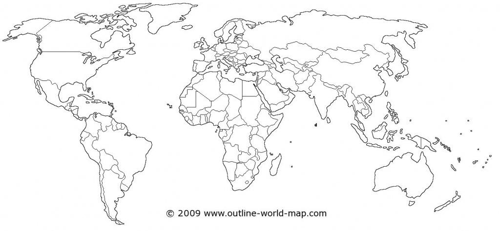 Blank World Map Printable Scrapsofmeme Outline In Pdf Labeled Map - Blank World Map Printable Pdf
