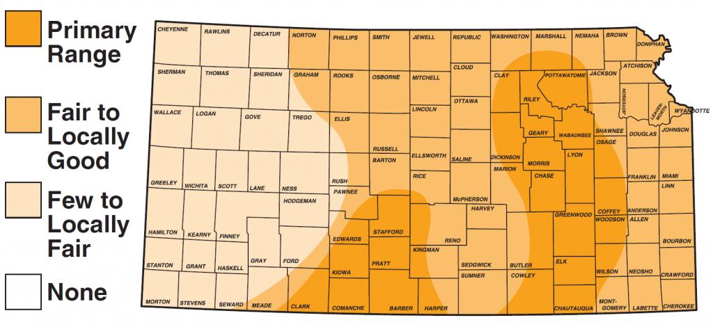Bobwhite Quail / Upland Birds / Hunting / Kdwpt - Kdwpt - Texas Pheasant Population Map