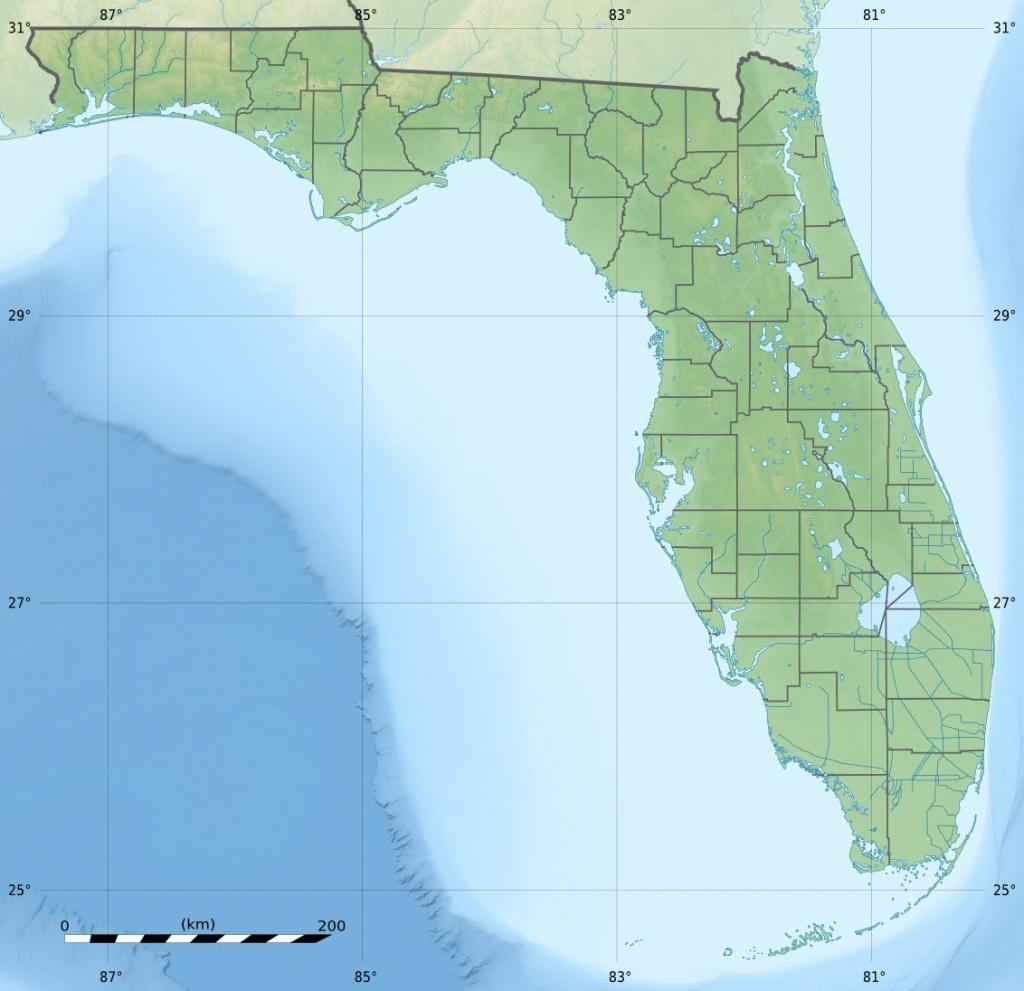 Boca Chica Key - Wikipedia - Boca Florida Map