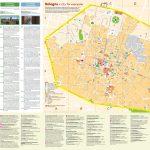 Bologna City Centre Map   Bologna Tourist Map Printable