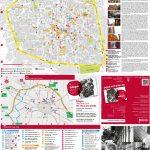 Bologna Tourist Attractions Map   Bologna Tourist Map Printable