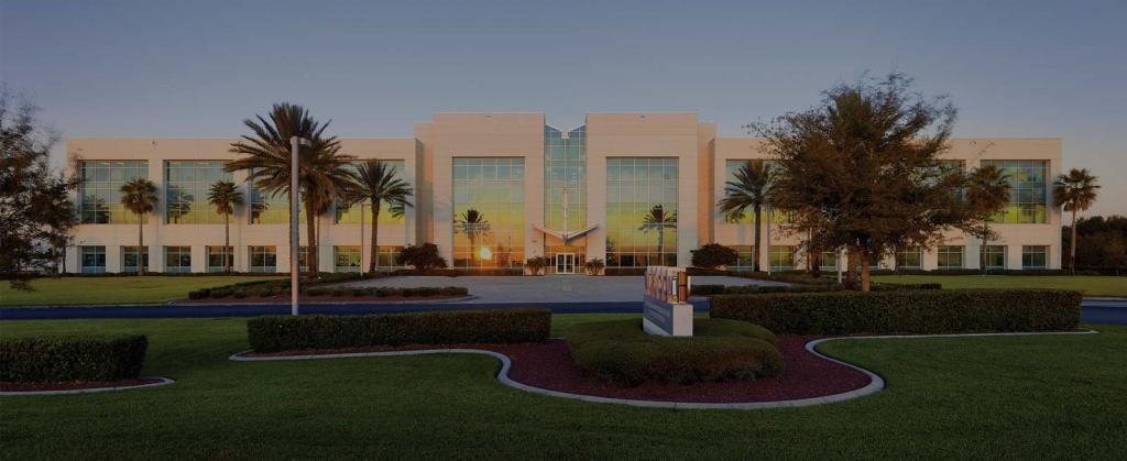 Bradenton, Florida - Lecom Education System - State College Of Florida Bradenton Campus Map