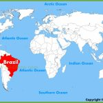 Brazil Maps | Maps Of Brazil   Free Printable Map Of Brazil