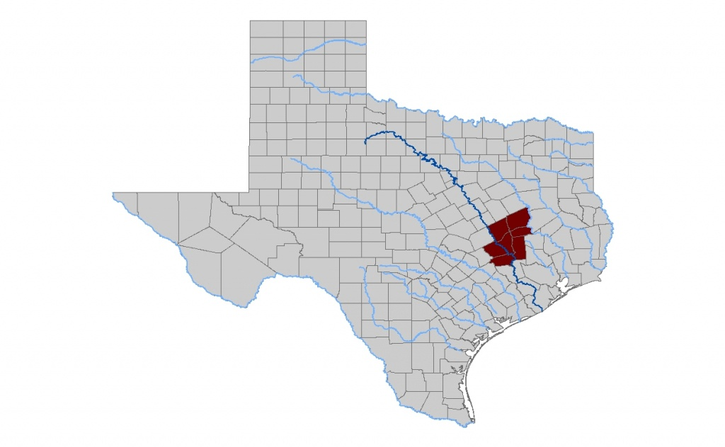 Brazos Valley - Wikipedia - Brazos County Texas Map