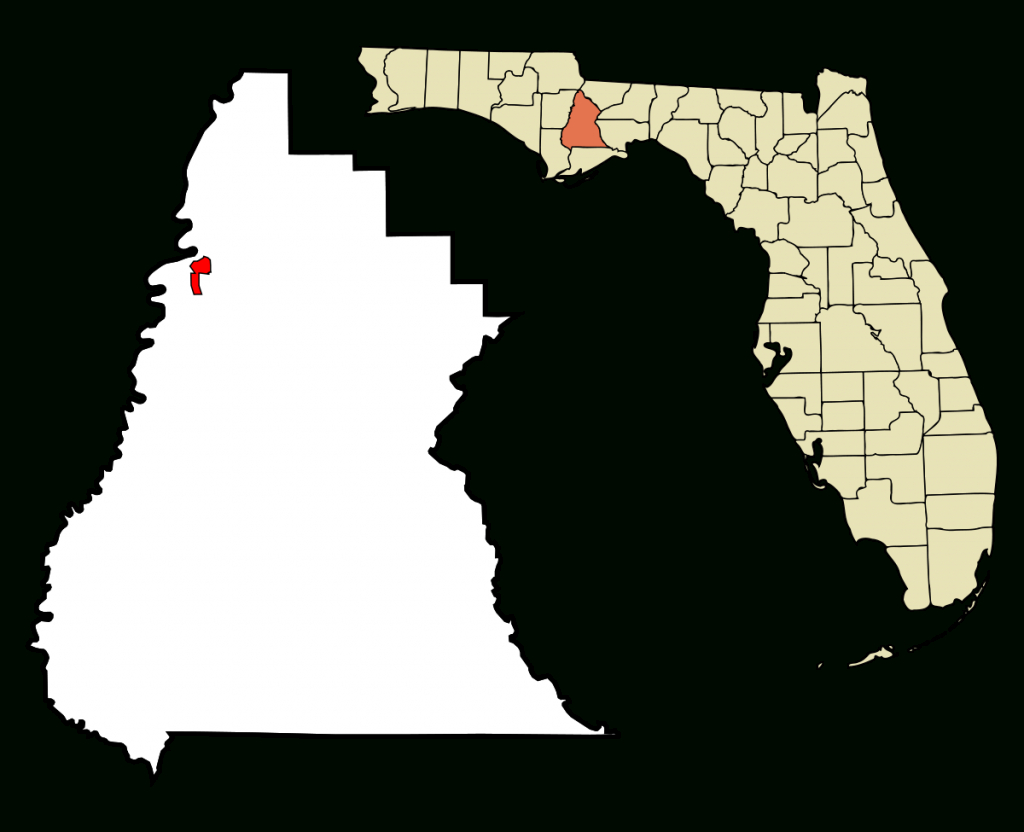 Bristol, Florida - Simple English Wikipedia, The Free Encyclopedia - Bristol Florida Map